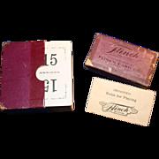 Flinch Card Game 1913