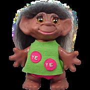 Thomas Dam Iggynormous Troll Doll African American