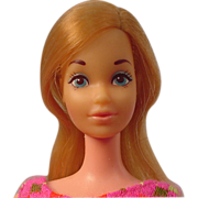 Steffie Face Barbie with solid body European