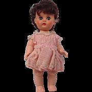Block Hard plastic Walker Doll