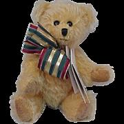 Canterbury Bears Mohair Bear Lucas limited edition