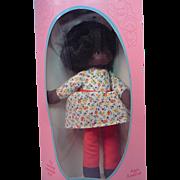 Vintage Fisher Price Kids  Billie Doll in original box