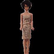 Vintage Brunette Bubble Cut Barbie