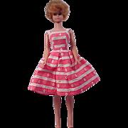 Vintage Mattel Barbie Blonde Bubble Cut Doll