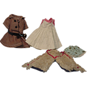 SALE PENDING Madame Alexander-Kins dress, Girl Scout Dress, other items for 8 inch dolls outfi
