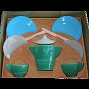 REDUCED WONDERFUL Deco Child's Play Breakfast Set