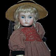 "SOLD OUTSTANDING 18""  Kammer Reinhardt 192 Doll"