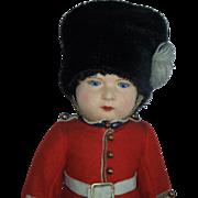 REDUCED WONDERFUL Vintage Chad Valley British Royal Palace Guard