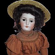 "SALE ALLURING 18"" Simon Halbig 1159 Lady Doll"
