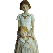 "SOLD SPECTACULAR ""Maggie Made"" Maggie Iacono dolls ""Mother's Day""  Set num"