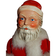 """OUTSTANDING 20"""" American Composition Santa Claus Doll c.1930's"""