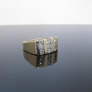 Vintage 1.00ctw Diamond Ring