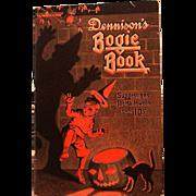 SALE 1923 Halloween issue Dennison Bogie Book 11th Annual Edition