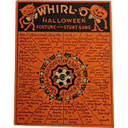 SALE Beistle Whirl O Halloween Fortune and Stunt Game Halloween decoration