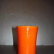 Red Fiesta Juice Tumbler