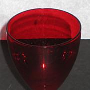 Morgantown Golf Ball Wine glass