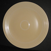 "Fiesta 15"" Chop Plate in Ivory"