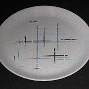 "Jack Straw Constellation 7 ½"" plates"
