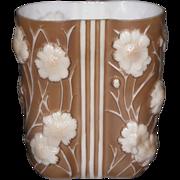 Phoenix Cosmos Vase in Brown Shadow