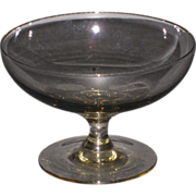 Morgantown American Modern Russell Wright Champagne glasses