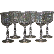 Fostoria Cellini Water Glasses, set of  6