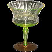 Utility Glass Works Nilotus Champagne Glass