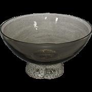 Carl Erickson Footed Bowl