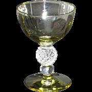 Morgantown Golf Ball Liquor Cocktail in Topaz