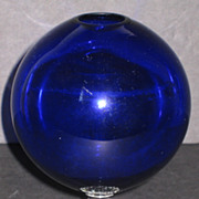 SOLD Morgantown Golf Ball Ivy Ball, Ritz Blue