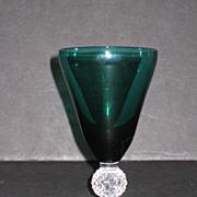 Morgantown Golf Ball Juice Glass