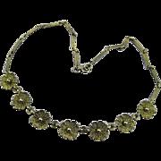 REDUCED Superb Art Deco Theodor Fahrner Jugendstil Necklace ~ c1950s