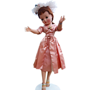 SOLD Vintage MA Cissy Sheath Dress #2025 1956 Crispy Tag!!