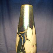 Vandermark Iridescent Glass Vase