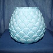 Fenton Jacqueline Overlay Vase
