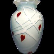 Vandermark Hanging Hearts Vase