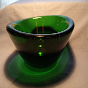 Deep Green Hadeland Bowl