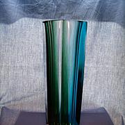 Murano Signed Mandruzzatto Vase