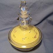Fostoria   Perfume & Powder Box- Boxtle