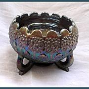 SALE Fenton Carnival Glass Bowl