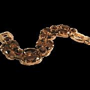 SALE Five-link Rhinestone Bracelet