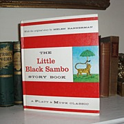 The Little Black Sambo Story Book Platt & Munk