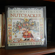 SALE PENDING The Nutcracker  Signed by Maurice Sendak