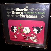 A Charlie Brown Christmas 1st printing 1965 w DJ