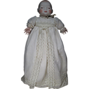 SALE Artist Painted Bye-Lo Baby Doll - Marked Grace Putnam - Made in Germany