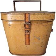 Huntley Palmers Figural Biscuit Tin - Field Glasses Binocular Case - Reg 462687 1907