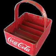 Metal Coca Cola Stadium Bottle Carrier