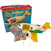 Fisher Price Jetliner with Box and Sealed Accessories