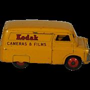 Dinky Toys Bedford Van - Kodak - 480