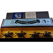 Britains New Metal Toy Soldiers 8828 6th Caribiniers Dragoon Guards MIB