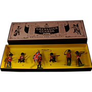 Britains New Metal 8810 Grenadier Guards MIB